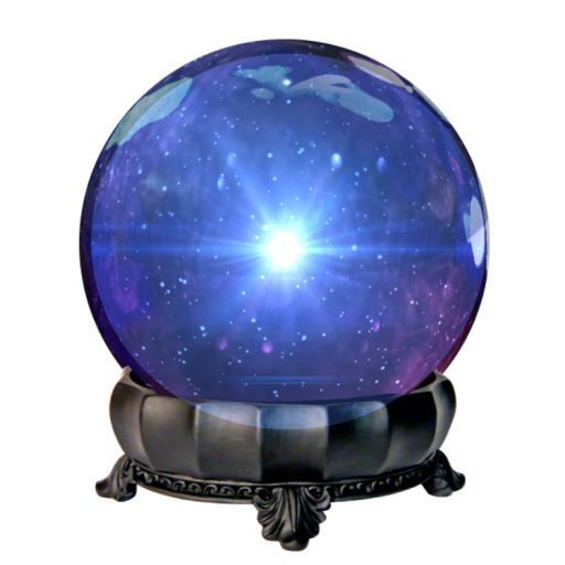 Knowledge and Skills_crystal ball