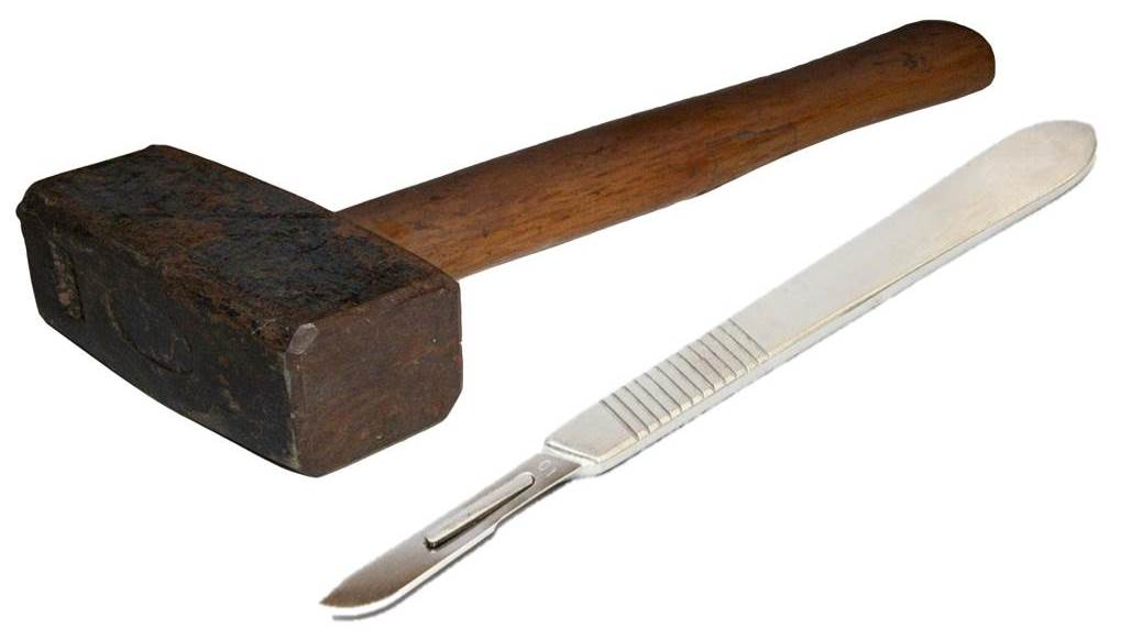 Tone_hammer-scalpel
